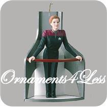 1998 Captain Kathryn Janeway - Star Trek Voyager - QXI4046 - SDB
