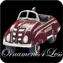 1999 Miniature Kiddie Car Classics Luxury Edition #2 - 1937 Steelcraft Airflow by Murray - QXM4477