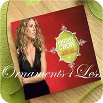 2008 Sheryl Crow Home for Christmas Hallmark CD