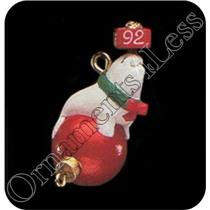 1992 Perfect Balance - Miniature Ornament - SDB