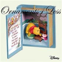 2005 Winnie the Pooh #8 - Rainy Day Rescue - QXD4102