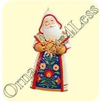 2007 Poland Santa - Santas From Around the World - QXG7279 - SDB