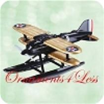 2003 Miniature Skys the Limit #3 - Curtiss R3C-2 Racer Seaplane - QXM4877