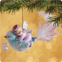 Hallmark Keepsake Ornament 2002 Baby Brilliana - Frostlight Faeries, Too QP1683