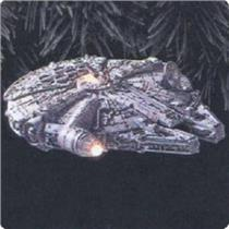 1996 Millennium Falcon - Star Wars Magic - QLX7474 - SDB WITH NO TAG