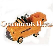 1998 Miniature Kiddie Car Classics #4 - Murray Dump Truck - QXM4183 - SDB