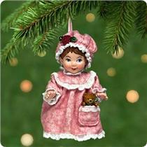 2001 Mistletoe Miss #1 - QX8092 - SDB