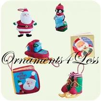 Keepsake Kids 2004 Jolly O St Nicholas Ornament and Storybook Set - QKK3011