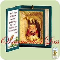 2004 Winnie the Pooh #7 - A Sticky Situation - QXD5084 - SDB