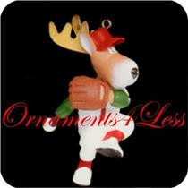 1992 Reindeer Champs #7 - Doner - SDB
