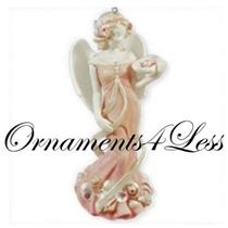2011 Seashell Angel - 25th Anniversary Event Ornament - QXC5032