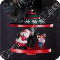 1983 Carousel Series #6 - Santa and Friends - SDB