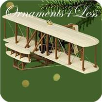 2001 Miniature Skys the Limit #1 - The Flight at Kitty Hawk - QXM5215 - NO BOX