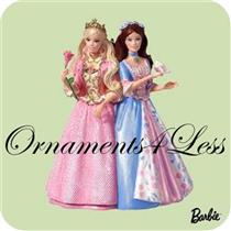 2004 Barbie as the Princess and the Pauper - QXI8614