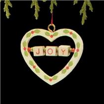1988 Joyous Heart - Miniature Ornament - QXM5691 - DB