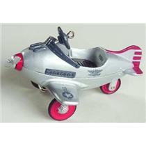 1996 Kiddie Car Classics #3 - Murray Pursuit Airplane - QX5364 - DB