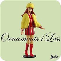 2004 Nostalgic Barbie #11 - Smasheroo Barbie - QX8591