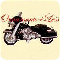1999 Miniature Harley Davidson #1 - Electra Glide - QXI6137
