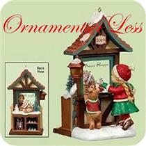 2004 Christmas Window #2 - Club Series Ornament - QXC4003 - SDB