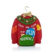 2013 Holiday Sweater - QXG1585