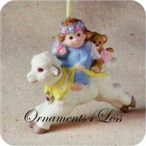 1998 Precious Baby - World of Wishes - QEO8463 - NEAR MINT BOX