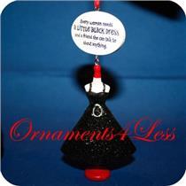 2012 Every Women Need a Little Black Dress - DIR835