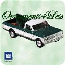 2003 All American Trucks #9 - 1972 Chevrolet Cheyenne Super - QX8117