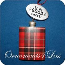 2012 Be of Good Cheer Flask - DIR802