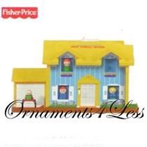 Hallmark Keepsake Ornament 2011 Play Family House - #QXI2469