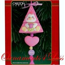 Carlton 2000 Granddaughters First Christmas - CXOR-023C