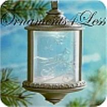 2010 Twinkling Cardinal Lantern - Wonder and Light Magic - QXG3666 - SDB