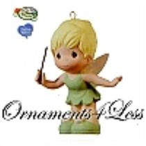 Hallmark Keepsake Ornament 2010 Tinker Bell - Precious Moments - #QXD1133-SDB