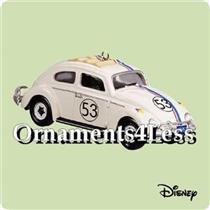 2004 Amazing No 53 - Walt Disney's Herbie, the Love Bug - QXD5071