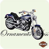 2005 Harley Davidson #7 - 2000 Softail Deuce - QX2042