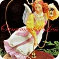 1984 Classical Angel - QX4591 - BOX HAS AGE SPOTS