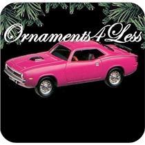 1998 Classic American Cars #8 - 1970 Plymouth Hemi Cuda - QX6256 - SDB