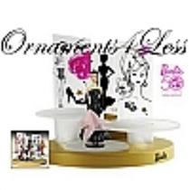 2009 Barbie in the Spotlight Ornament and Magic Runway - SIGNED BY ARTIST! - QFM3012 - SDB