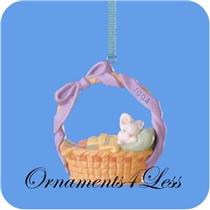1994 Baby's First Easter - QEO8153 - DB