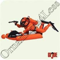 2005 G.I. Joe - Frogman - QXI6262