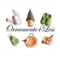 2007 Green Thumb Gardening - Set of 6 Miniature Ornaments - QXM8137