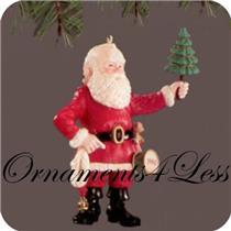 1990 Merry Olde Santa #1 - #QX4736-DB