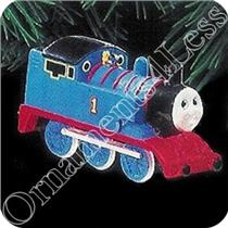 1995 Thomas the Tank Engine No. 1 - #QX5857-SDB WITH NO TAG