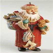1993 Santa Claus - Folk Art Americana - #QK1072 - No Box