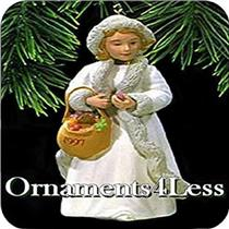 1997 Christmas Visitors #3 - Kolyada - #QX6172 - SDB
