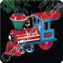 1994 Yuletide Central #1 - Locomotive - #QX5316 - SDB
