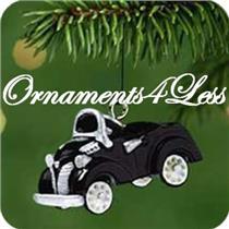 2001 Miniature Luxury Kiddie Car Classics #4 - 1937 Garton Ford - #QXM5195