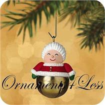 2002 Christmas Bells #8 - #QXM4326 - NO TAG