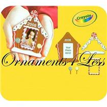 2008 Crayola Photo Frame Ornament Kit - #XAG5079