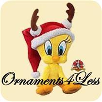 2006 Santa's Wittle Helper - Tweety - Plush - #LPR3366
