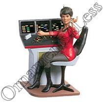 2007 Lieutenant Uhura - Limited Edition Star Trek - #QXE9029 - NEAR MINT BOX